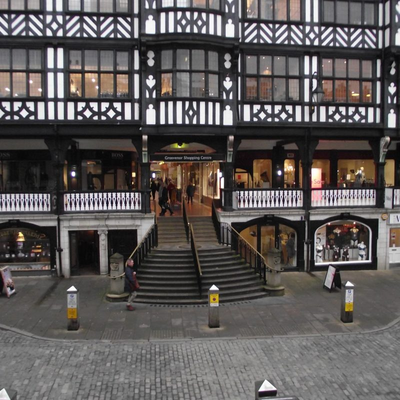 Grosvenor Shopping Centre - Chester Attractions