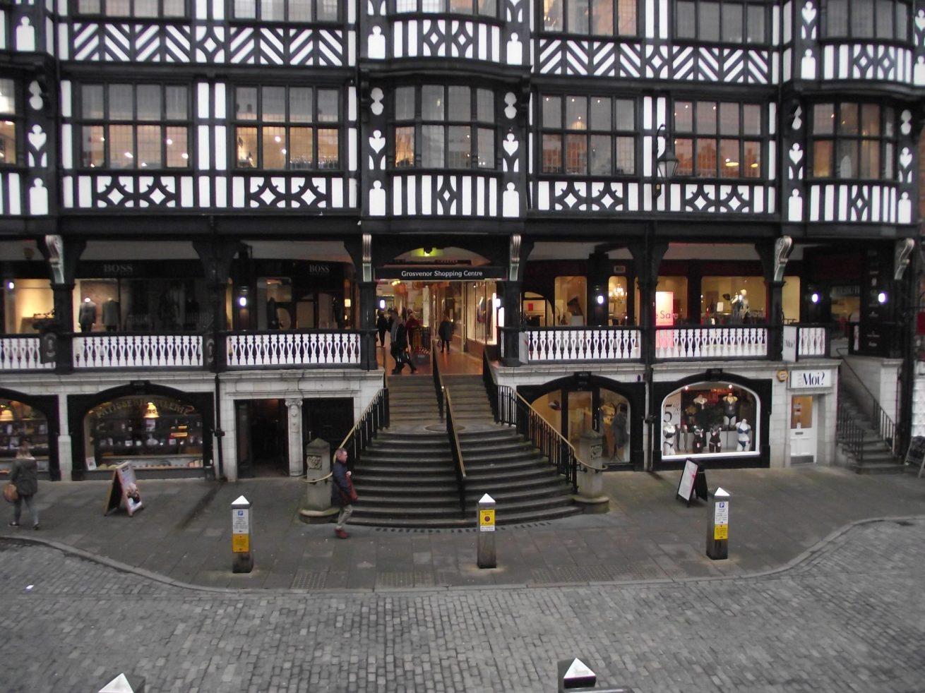 Grosvenor Shopping Centre
