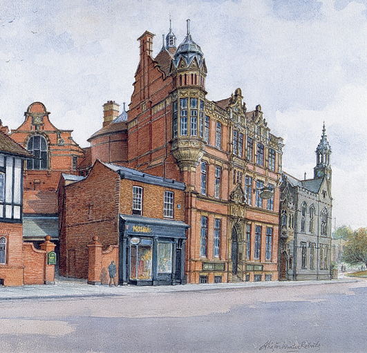 Grosvenor Museum Chester Attractions