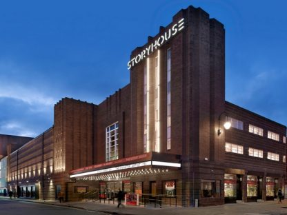 Chester Storyhouse reopens cautiously this Saturday with 'massive struggle' still ahead