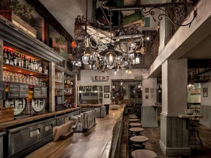 The Botanist opening 1st August
