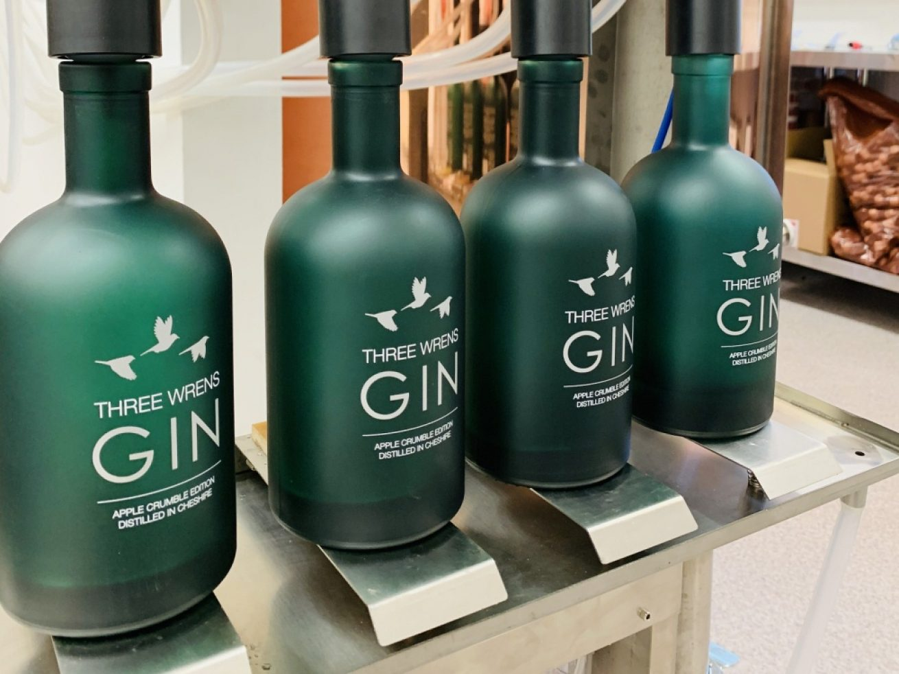 Three Wrens Cheshire Distillery